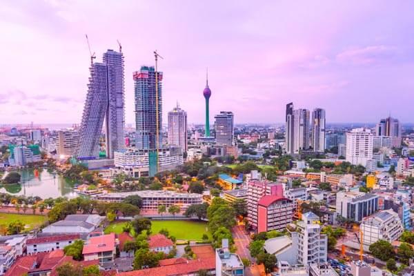 Tagesausflug Colombo