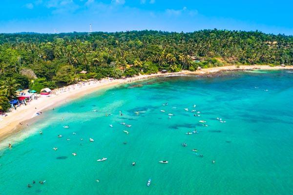 Beach Rundreise in Sri Lanka