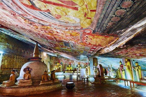 Kultur Rundreise in Sri Lanka