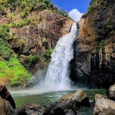 Dunhinda-Wasserfall