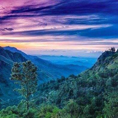 Ella-Gap Sri Lanka