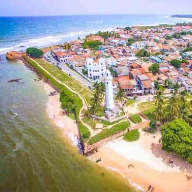 Galle-Dutch-Fortress