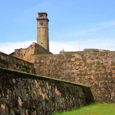 Holländische Fort von Galle