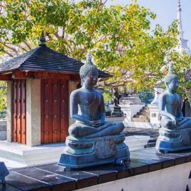 Gangarama-Tempel