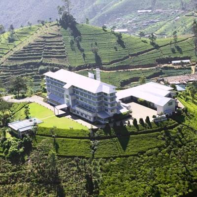 Heritance Tea Factory in Nuwara Eliya