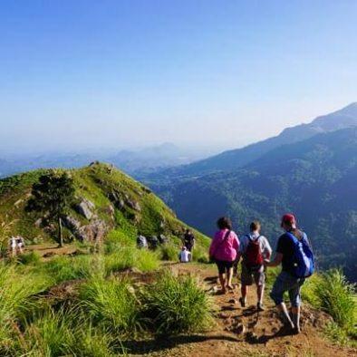 Little-Adams-Peak-Hiking