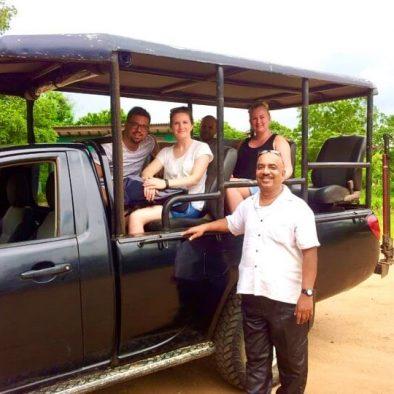 Tourfahrer Sri Lanka