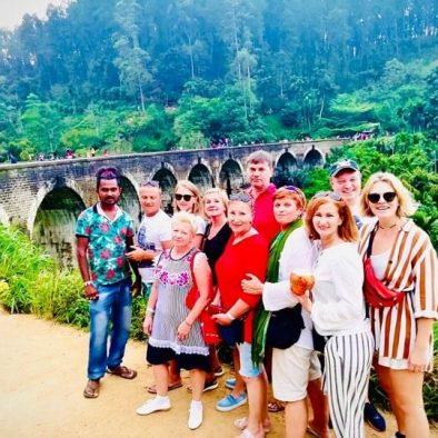 German Tours in Sri Lanka