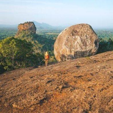 Pidurangala-Rock