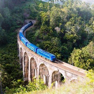 Nanu Oya nach Ella (mit dem Zug)