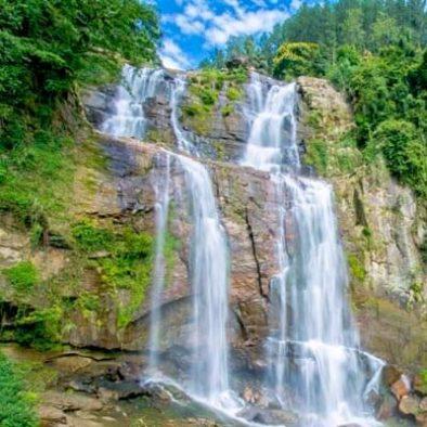 Ramboda Wasserfall
